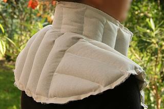 Tuto couture : bouillotte pour les cervicales